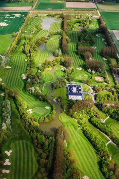 Golf en Country Club, Oostburg, Zeeland.