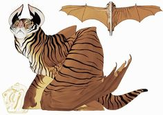 Tora - the tigerbat