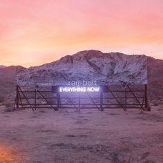 «Arcade Fire - Everything Now Album Cover» de ray-bolt