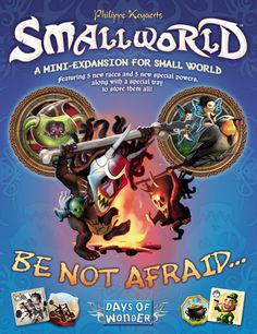 Small World Expansion (Be Not Afraid...)