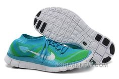 http://www.jordannew.com/nike-free-50-flyknit-womens-running-shoes-blue-green-online.html NIKE FREE 5.0 FLYKNIT WOMENS RUNNING SHOES BLUE GREEN ONLINE Only $47.56 , Free Shipping!