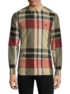 BURBERRY . #burberry #cloth #shirt