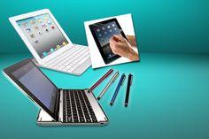 iPad Aluminium Keyboard Case