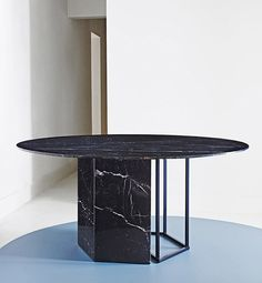 Contemporary-dining-table-by-Meridiani-Editions1 Contemporary-dining-table-by-Meridiani-Editions1