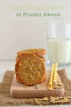 Biscuits, Biscotti Cookies, Granola, Bakery, Muffin, Food And Drink, Favorite Recipes, Sweets, Vegan