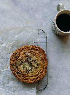 Pan-banging Chocolate Chip Cookies by Sarah Kieffer (as seen in the NYTimes)