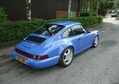 #Porsche #964 #RS #prototype