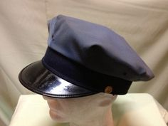 Vintage Security Guard Officer 8 Point by Classicvintageclothe, $25.99