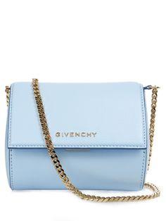 fc0a9495da6e GIVENCHY Pandora Box Leather Cross-Body Bag.  givenchy  bags  shoulder bags