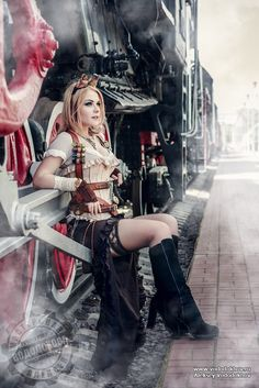 Steampunk by CaptainIrachka.deviantart.com on @DeviantArt