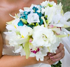 Blue Flowers For Weddings Hydrangeas