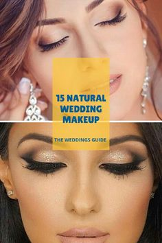 Natural Weddings Makeup Ideas #makeup Best Wedding Makeup, Natural Wedding Makeup, Wedding Make Up, Dream Wedding, Wedding Ideas, Bushy Eyebrows, Natural Eyebrows, Makeup Inspiration, Makeup Ideas