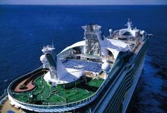 Navigator of the Seas sailing year round from Tx starting in November 2013.  #cruise #royalcaribbean #texas