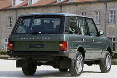 Range Rover County SWB