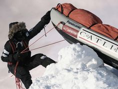 Catlin Arctic Survey - Martin Hartley
