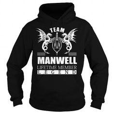 Team MANWELL Lifetime Member - Last Name, Surname TShirts