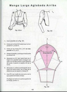 Techniques Couture, Sewing Techniques, Fashion Sewing, Diy Fashion, Sewing Clothes, Diy Clothes, Clothing Patterns, Sewing Patterns, Textile Manipulation