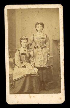 1870's twins