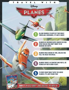 I have the biggest smile on my face right now. I was hoping to find some printable paper airplanes in the theme of Disney's Planes, and I did. Planes Birthday, Planes Party, 5th Birthday, Birthday Ideas, Cartoon Plane, Disney Planes, Head Start, Disney Love, Travel Style