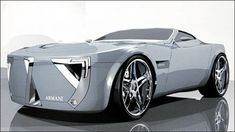 Concept Car #HayesAutomotiveInc