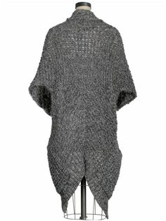 Image detail for -Cocoon Cardigan
