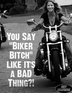Learning to ride a bike is no big deal. Learning the best ways to keep your bike from breaking down can be just as simple. Biker Quotes, Motorcycle Quotes, Motocross Quotes, Biker Sayings, Motorcycle Rides, Motorcycle Garage, Easy Rider, Lady Biker, Biker Girl