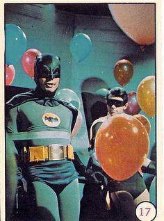 1966 Batman Cards   Cool Stuff BONUS! 1966 Batman The Movie Cards, Part 1!