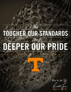 Tennessee Pride! Rise to the TOP!