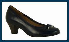 Gabriela Sabatini–Melton, Damen Stilettos, blau - blu (Dark) - Größe: 37 EU - Damen pumps (*Partner-Link)