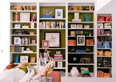 I Heart Bookshelves