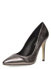 Pewter 'Emie' High Point Court Shoes