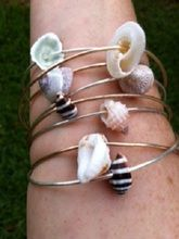Handcrafted Shell Bangles