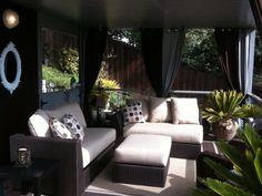 'Kasbah Lounge' - Patios & Deck Designs - Decorating Ideas - HGTV Rate My Space