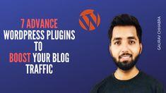 7 plugins to boost traffic - Gaurav Chhabra Digital Competitor Analysis, Seo Tips, Wordpress Plugins, Digital, Blog, Blogging