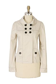 Miss Midshipman Peacoat #anthropologie *Not for sale Reference only