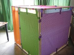 1000 images about fort ideas on pinterest fort kit pvc for Pvc playhouse kit