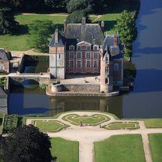 Château de la Bussiere - Le Château de pêcheurs