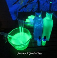 mad scientist glowing lab - This would be a blast with our real test tubes, beakers, petri dishes, and pipettes!
