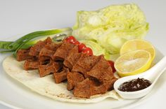 If you want to try this famous, spicy Turkish appetizer at home without using raw meat, make this easy, vegetarian recipe. You won't miss the beef!