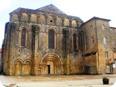 Cadouin abbey, Dordogne, France