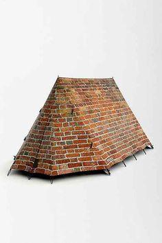 FieldCandy Brick Tent