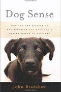 Dog Sense book