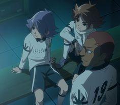 Inazuma Eleven Ares Outer Code Episode 1 Fubuki Shirou Someoka Ryuugo Fubuki Atsuya My Merged Screencaps Queue   ishidoshuuji.tumblr.com
