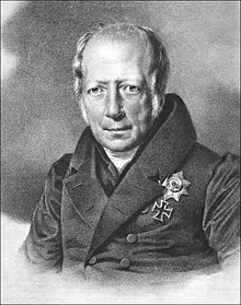 Friedrich Wilhelm Christian Karl Ferdinand von Humboldt-- (1767-1835) was a Prussian Minister, philosopher, government functionary, diplomat, and founder of the Humboldt University of Berlin, which was named after him in 1949.