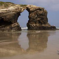 Playa de las catedrales Las mejores playas marineras del norte de España