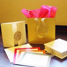 Lifestyle Designer Disha Mehta gives her inputs on the latest invitation card trends of 2012.