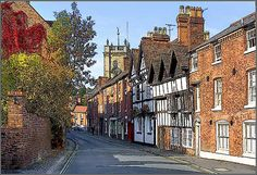 pewterers house, high st, bewdley