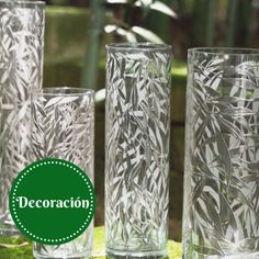 Jarrón  #decoración #jarrón #cristal