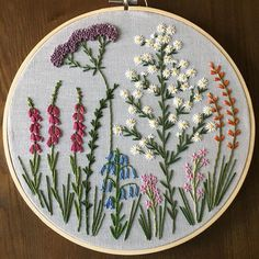 """Finished this 10"""" hoop last night"""