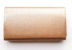 Vintage Japanese Kimono  Bag Clutch Salmon by VintageFromJapan, $25.00
